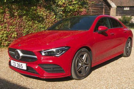 Mercedes-Benz Cla Diesel Coupe CLA 220d AMG Line Premium 4dr Tip Auto