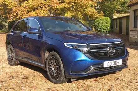 Mercedes-Benz Eqc Estate EQC 400 300kW AMG Line Premium 80kWh 5dr Auto