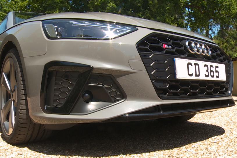 Audi A4 Diesel Avant 35 TDI Black Edition 5dr S Tronic [Comfort+Sound]