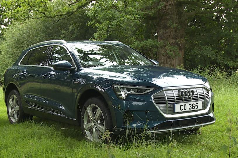 Audi E-tron Estate 230kW 50 Quattro71kWh Technik 5dr Auto