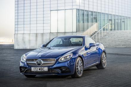 Mercedes-benz Slc Amg Roadster Special Edition SLC 43 [390] Final Edition Premium 2dr 9G-Tronic
