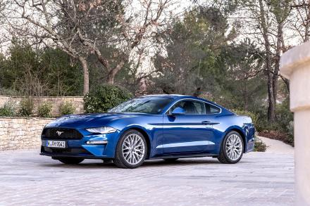 Ford Mustang Fastback 5.0 V8 449 GT 2dr Auto
