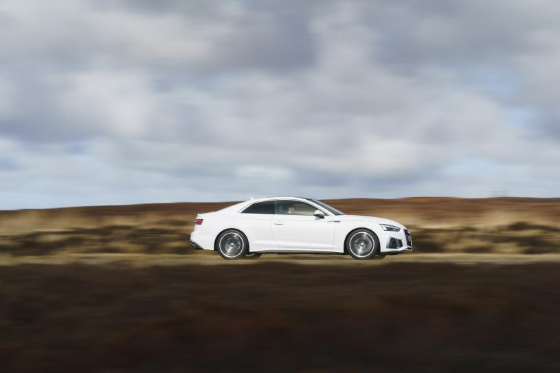 Audi A5 Coupe 35 TFSI Vorsprung 2dr S Tronic