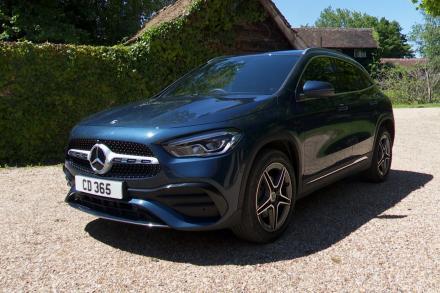 Mercedes-benz Gla Hatchback GLA 200 AMG Line Premium 5dr Auto