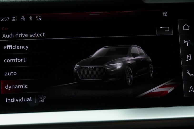 Audi A3 Diesel Sportback 35 TDI Technik 5dr S Tronic [Comfort+Sound]