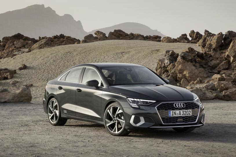 Audi A3 Saloon Special Editions 35 TDI Edition 1 4dr S Tronic