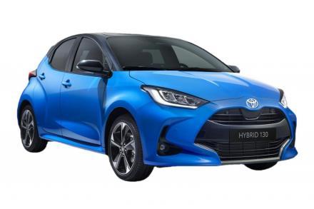 Toyota Yaris Hatchback 1.5 Hybrid Design 5dr CVT