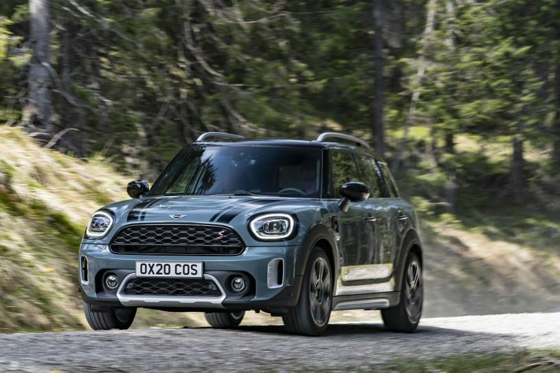 MINI Countryman Hatchback 1.5 Cooper Sport ALL4 5dr Auto [Comfort Pack]
