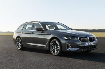 BMW 5 Series Diesel Touring 530d xDrive MHT M Sport 5dr Auto [Tech/Pro Pack]