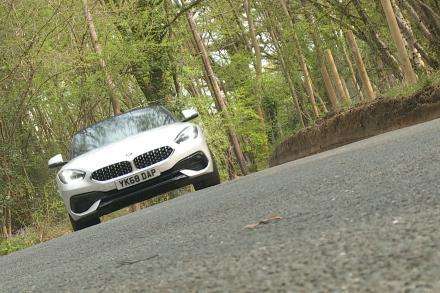 BMW Z4 Roadster sDrive 20i M Sport 2dr Auto [Pro Pack]