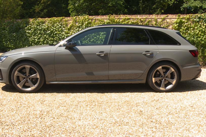 Audi A4 Avant 40 TFSI 204 S Line 5dr S Tronic [Comfort+Sound]