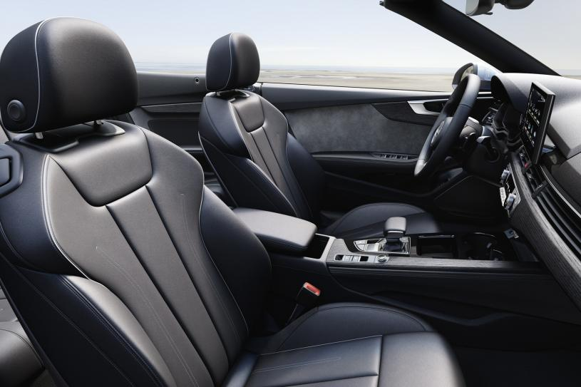 Audi A5 Diesel Cabriolet 40 TDI 204 Quattro S Line 2dr S Tronic