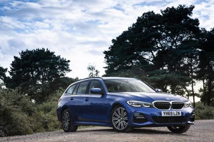 BMW 3 Series Touring Special Editions 320d MHT M Sport Pro Ed 5dr Step Auto [Tech Pack]