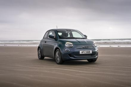 Fiat 500 Electric Hatchback 70kW Action 24kWh 3dr Auto