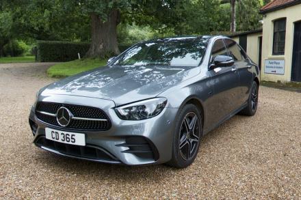 Mercedes-benz E Class Diesel Saloon E400d 4Matic AMG Line Premium 4dr 9G-Tronic