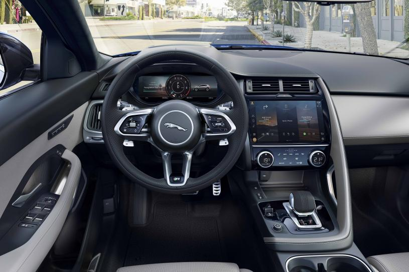 Jaguar E-pace Estate 2.0 P250 R-Dynamic HSE 5dr Auto