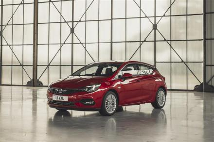 Vauxhall Astra Sports Tourer 1.2 Turbo 145 Griffin Edition 5dr