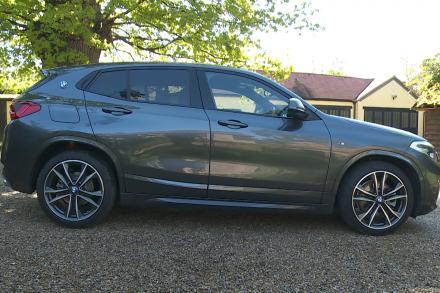 BMW X2 Hatchback sDrive 18i [136] M Sport 5dr