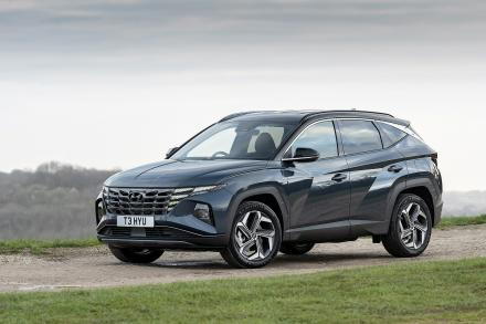 Hyundai Tucson Estate 1.6 TGDi 48V MHD SE Connect 5dr 2WD