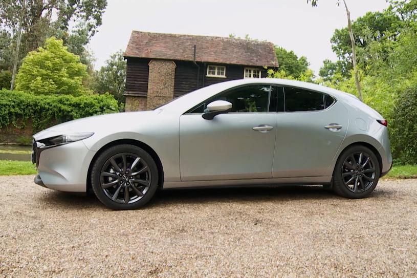 Mazda Mazda3 Hatchback 2.0 e-Skyactiv X MHEV [186] Sport Lux 5dr Auto