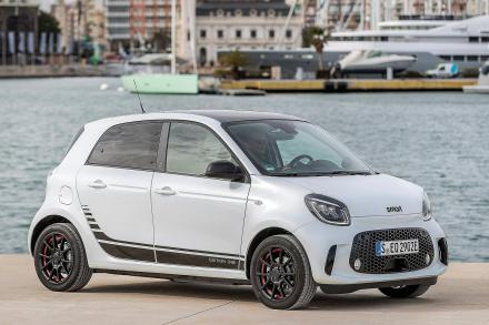 Smart Forfour Electric Hatchback 60kW EQ Premium 17kWh 5dr Auto [22kWch]