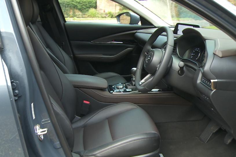 Mazda Cx-30 Hatchback 2.0 e-Skyactiv G MHEV SE-L 5dr