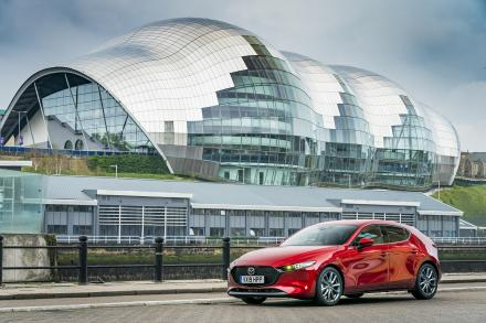 Mazda Mazda3 Hatchback 2.0 e-Skyactiv G MHEV SE-L Lux 5dr Auto