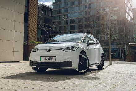 Volkswagen Id.3 Electric Hatchback 107KW Life Pro 62kWh 5dr Auto