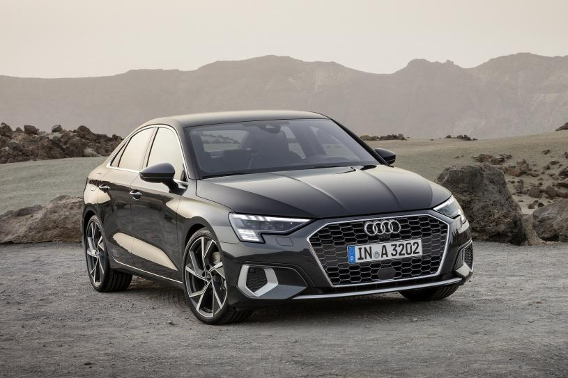 Audi A3 Saloon Special Editions 40 TDI Quattro Edition 1 4dr S Tronic [C+S]