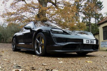 Porsche Taycan Saloon 300kW 79kWh 4dr RWD Auto