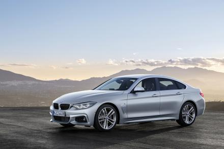 BMW 4 Series Gran Coupe 420i xDrive M Sport 5dr Auto [Pro Pack]