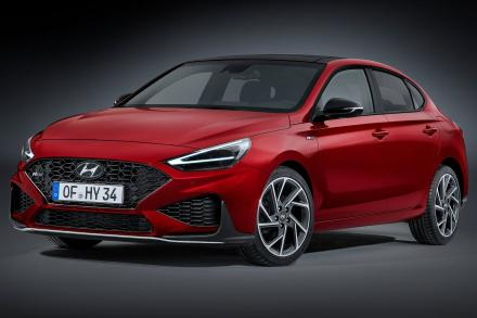 Hyundai I30 Fastback 2.0T GDi N Performance 5dr DCT