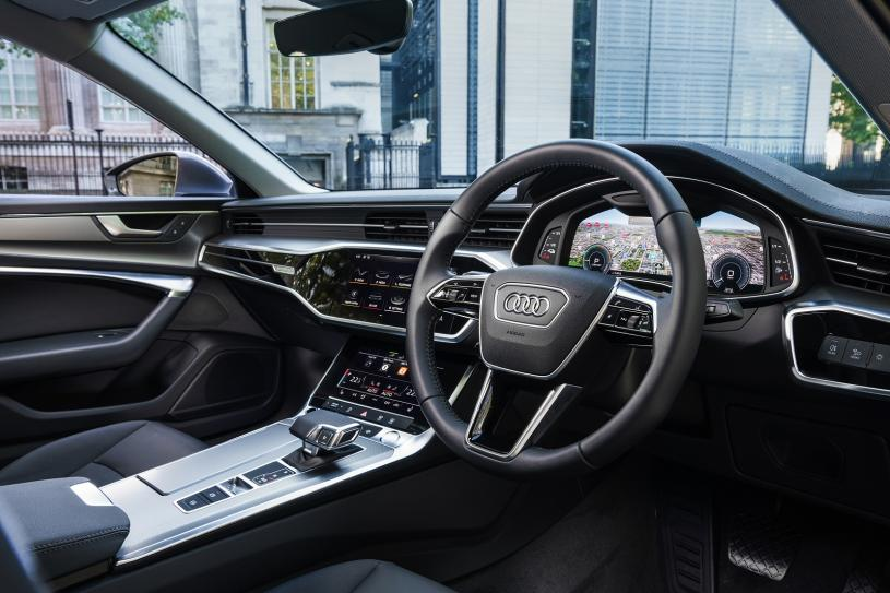 Audi A6 Avant 50 TFSI e 17.9kWh Qtro Sport 5dr S Tronic [C+S]