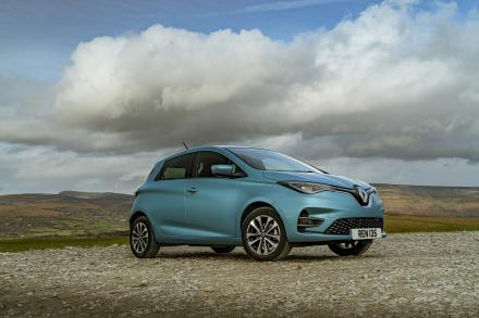 Renault Zoe Hatchback 80kW Venture Ed R110 50kWh Rapid Charge 5dr Auto