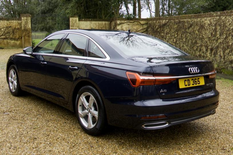 Audi A6 Saloon 50 TFSI e 17.9kWh Quattro Sport 4dr S Tronic