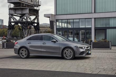 Mercedes-Benz A Class Saloon Special Editions A180d AMG Line Executive Edition 4dr Auto