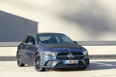 Mercedes-Benz A Class Amg Saloon Special Editions A35 4Matic Premium Plus Edition 4dr Auto