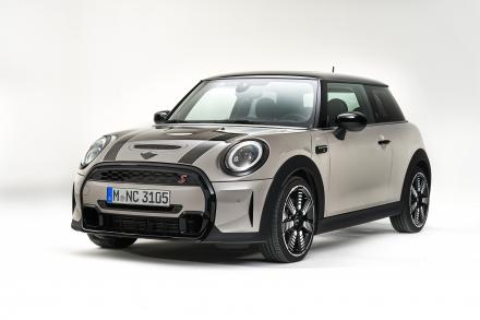 MINI Hatchback Special Edition 2.0 Cooper S Shadow Edition 3dr Auto [Comfort Pack
