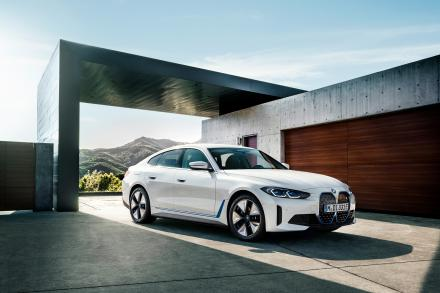 BMW I4 Gran Coupe 250kW eDrive40 M Sport 83.9kWh 5dr Auto [Pro Pack]