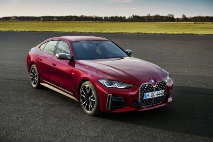 BMW 4 Series Gran Coupe 420i M Sport 5dr Step Auto