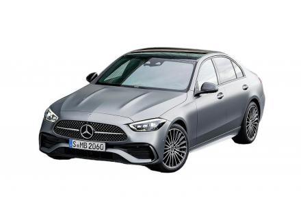 Mercedes-Benz C Class Saloon C200 AMG Line 4dr 9G-Tronic