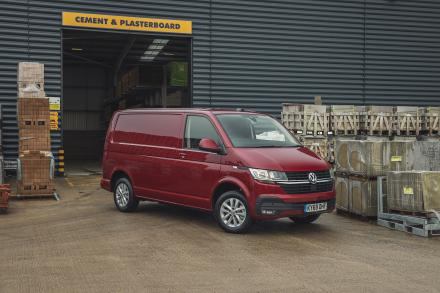 Volkswagen Transporter T30 Lwb Diesel 2.0 TDI 110 Startline Van