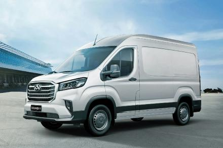Maxus Deliver 9 Lwb Diesel Rwd 2.0 D20 150 Chassis Cab