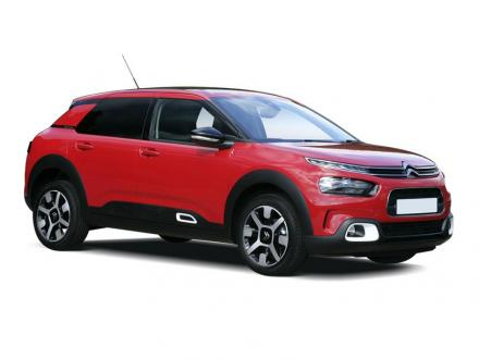 Citroen C4 Cactus Hatchback 1.2 PureTech Flair 5dr [6 Speed]